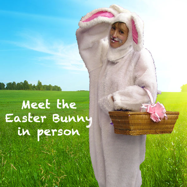 Hire Easter Bunny