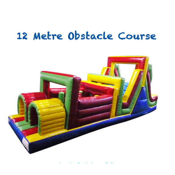 Jumping Castle Obstacle Course