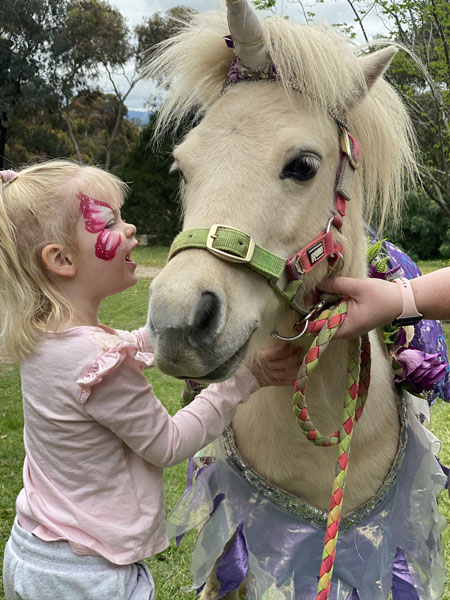 Little Pony for parties
