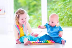 Music developes children